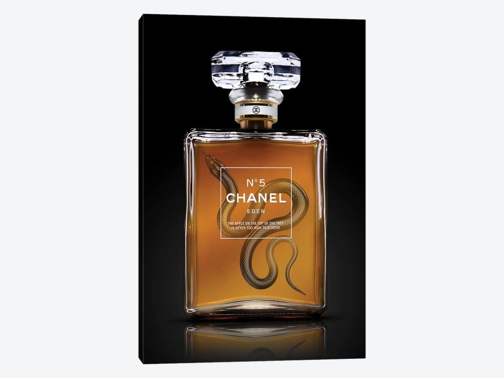Chanel Snake by Alexandre Venancio 1-piece Canvas Artwork