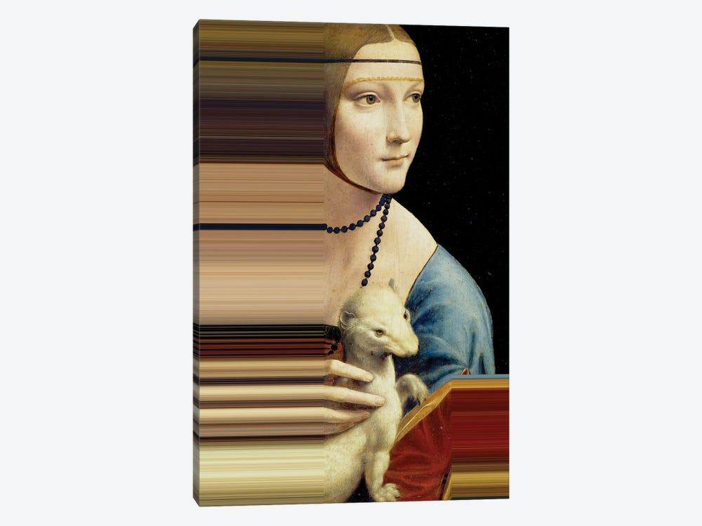 Desconstructed Masterpiece Davinci II by Alexandre Venancio 1-piece Canvas Wall Art