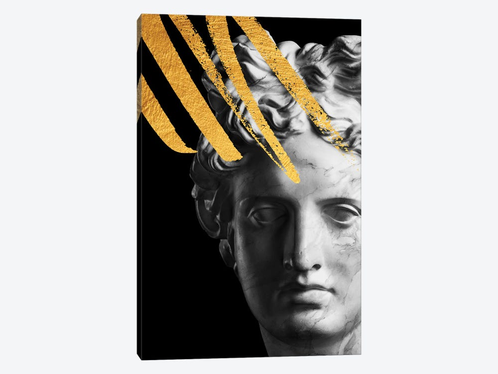 Greek Remix I by Alexandre Venancio 1-piece Art Print