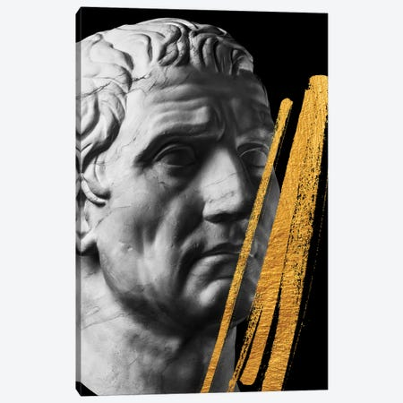 Greek Remix II Canvas Print #VNC290} by Alexandre Venancio Canvas Art Print