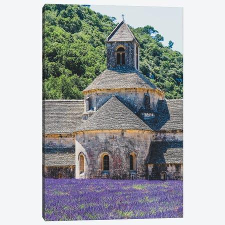 France Provence Abbey I Canvas Print #VNC299} by Alexandre Venancio Art Print