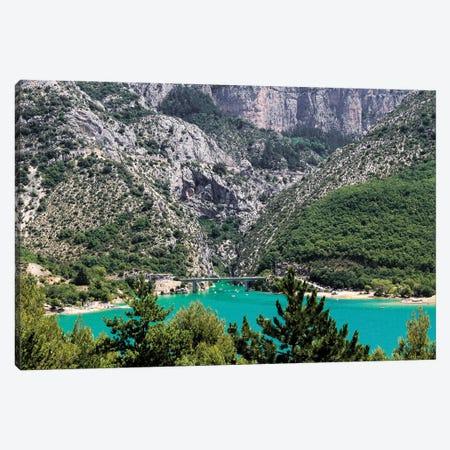 France Provence Gorges Du Verdon I Canvas Print #VNC311} by Alexandre Venancio Canvas Art