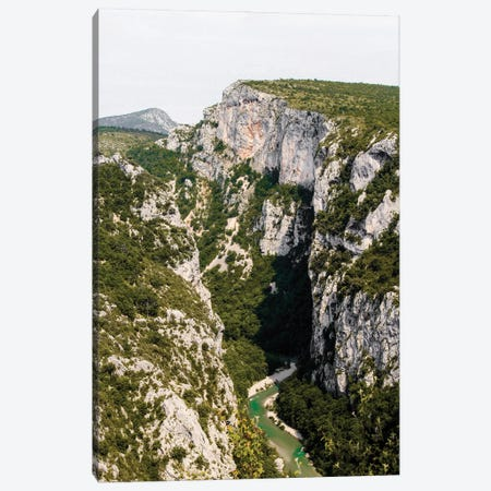France Provence Gorges Du Verdon Pair I Canvas Print #VNC313} by Alexandre Venancio Canvas Wall Art