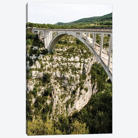 France Provence Gorges Du Verdon Pair II Canvas Print #VNC314} by Alexandre Venancio Art Print