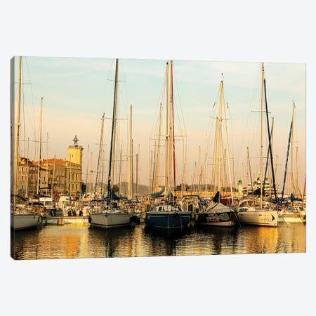 France Provence Port Canvas Print #VNC319} by Alexandre Venancio Canvas Art