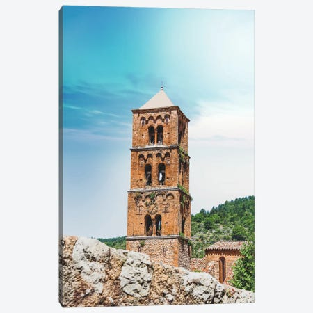 France Provence Tower Canvas Print #VNC321} by Alexandre Venancio Art Print