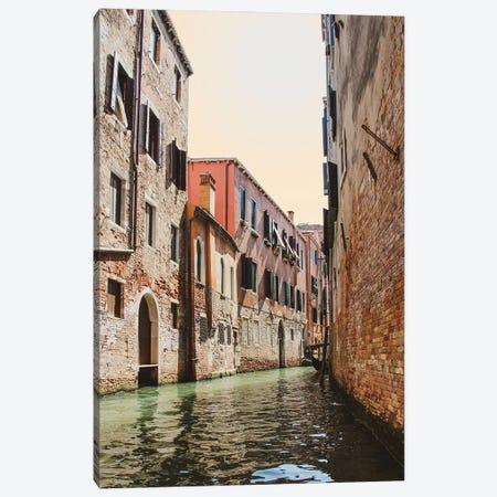 Venice Canal Canvas Print #VNC327} by Alexandre Venancio Canvas Art