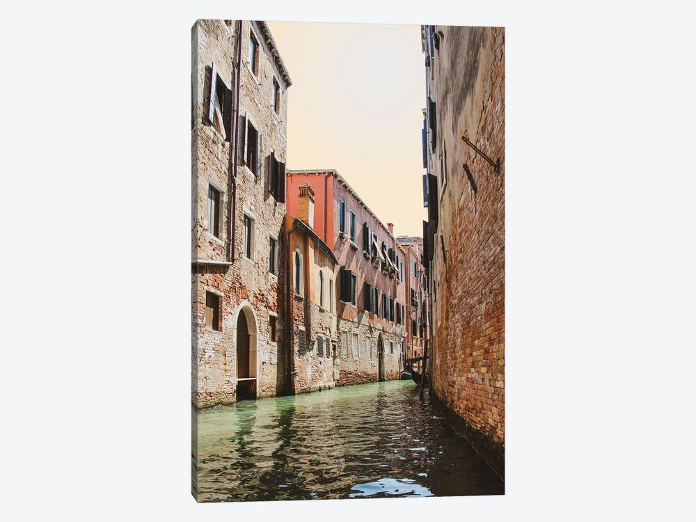 Venice Canal by Alexandre Venancio 1-piece Canvas Art
