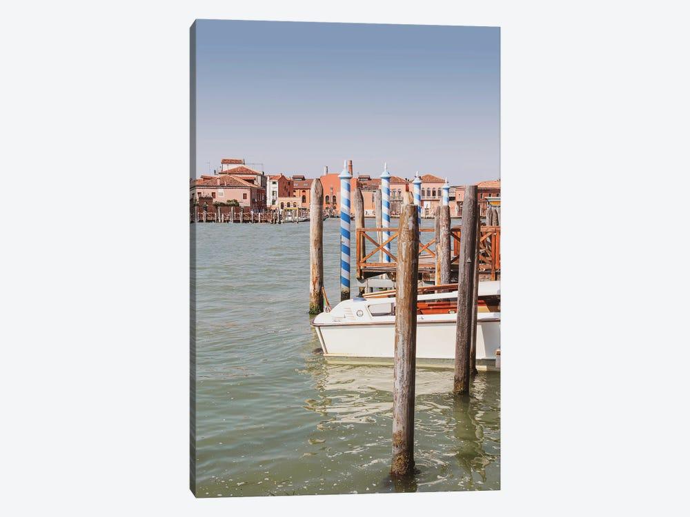 Venice Boat by Alexandre Venancio 1-piece Canvas Wall Art