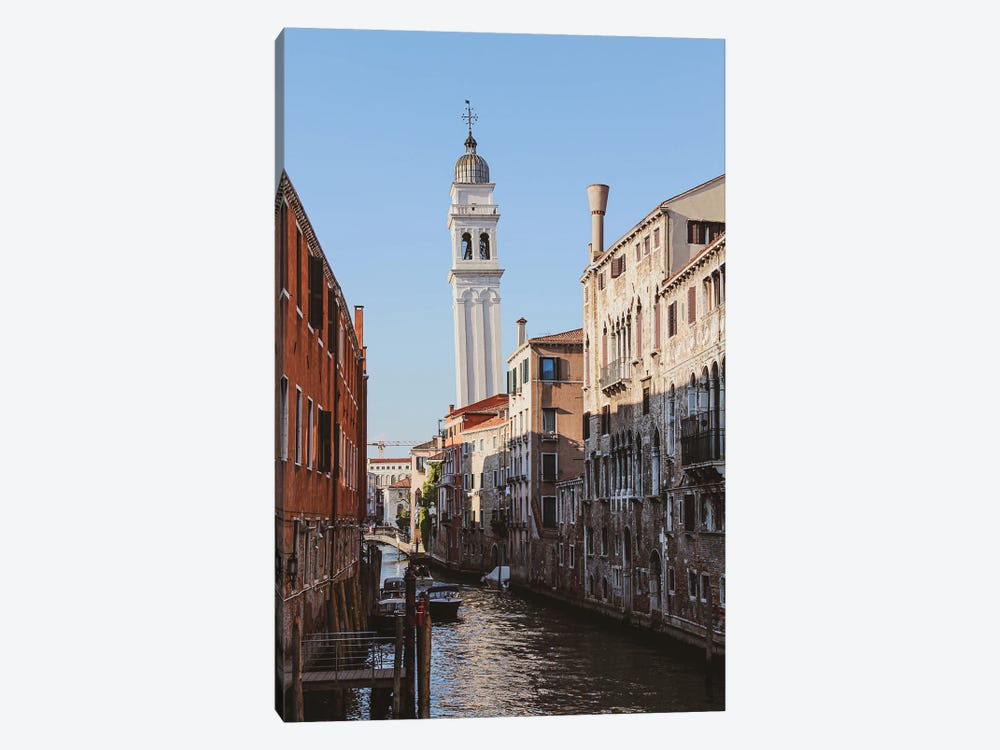 Venice Tower II by Alexandre Venancio 1-piece Canvas Wall Art