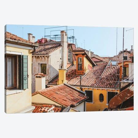 Venice From The Window Canvas Print #VNC340} by Alexandre Venancio Art Print