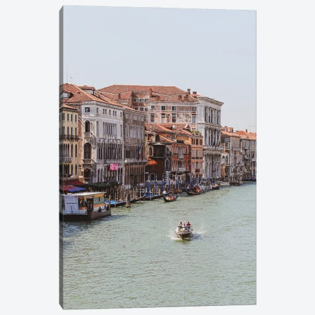 Venice Grand Canal Composition Pair I Canvas Print #VNC342} by Alexandre Venancio Art Print