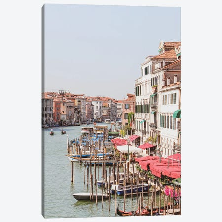 Venice Grand Canal Composition Pair II Canvas Print #VNC343} by Alexandre Venancio Art Print