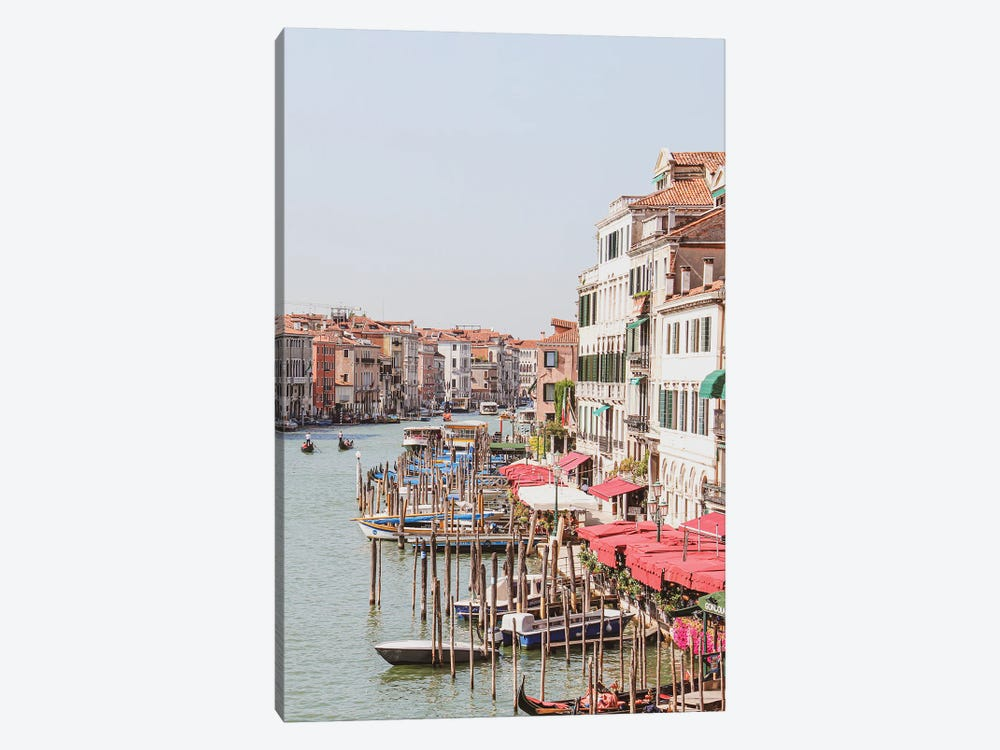 Venice Grand Canal Composition Pair II by Alexandre Venancio 1-piece Canvas Wall Art