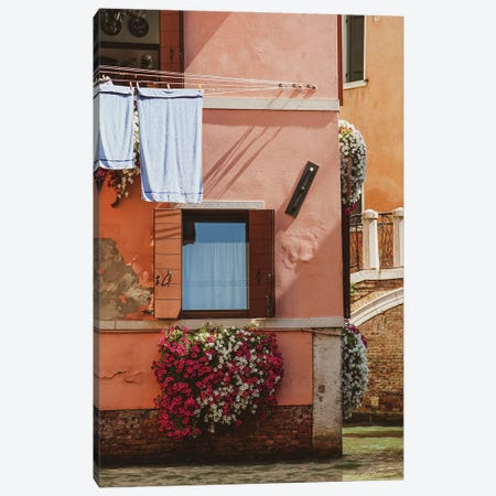 Venice Detail Canvas Print #VNC345} by Alexandre Venancio Canvas Artwork