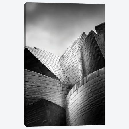 Bilbao Guggenheim II Canvas Print #VNC350} by Alexandre Venancio Canvas Wall Art