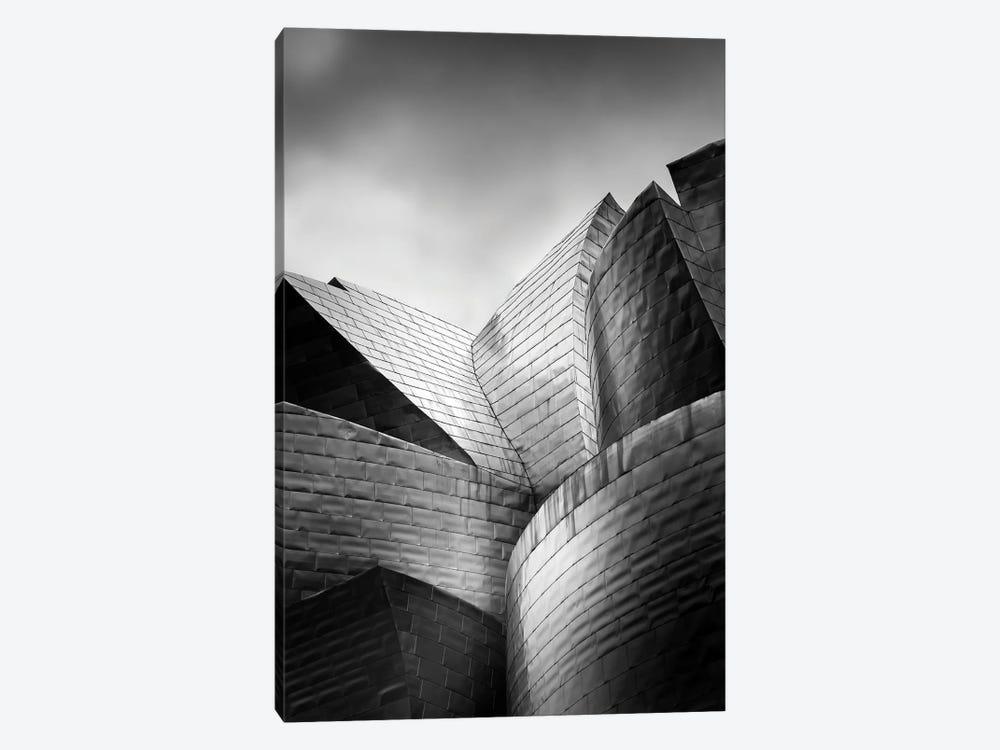 Bilbao Guggenheim II by Alexandre Venancio 1-piece Canvas Art