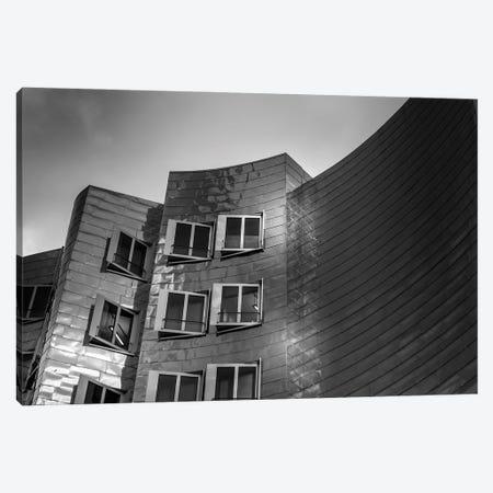 Gemany Dusseldorf Frank Gehry Canvas Print #VNC360} by Alexandre Venancio Art Print