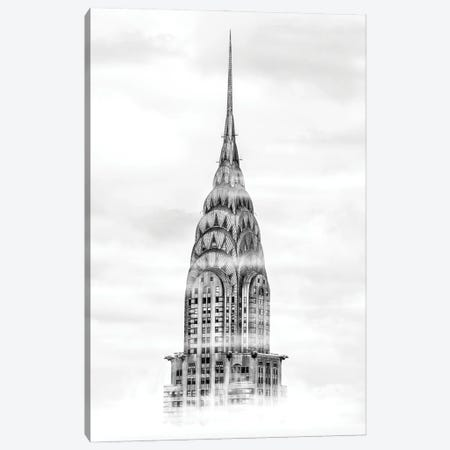 Chrysler Building New York Canvas Print #VNC374} by Alexandre Venancio Canvas Art Print