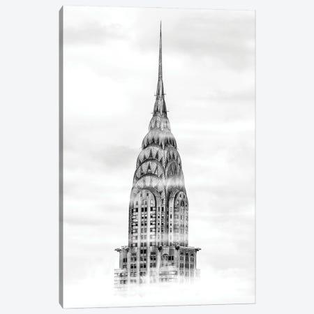 Chrysler Building New York Canvas Print #VNC374} by Alexandre Venancio Canvas Art Print