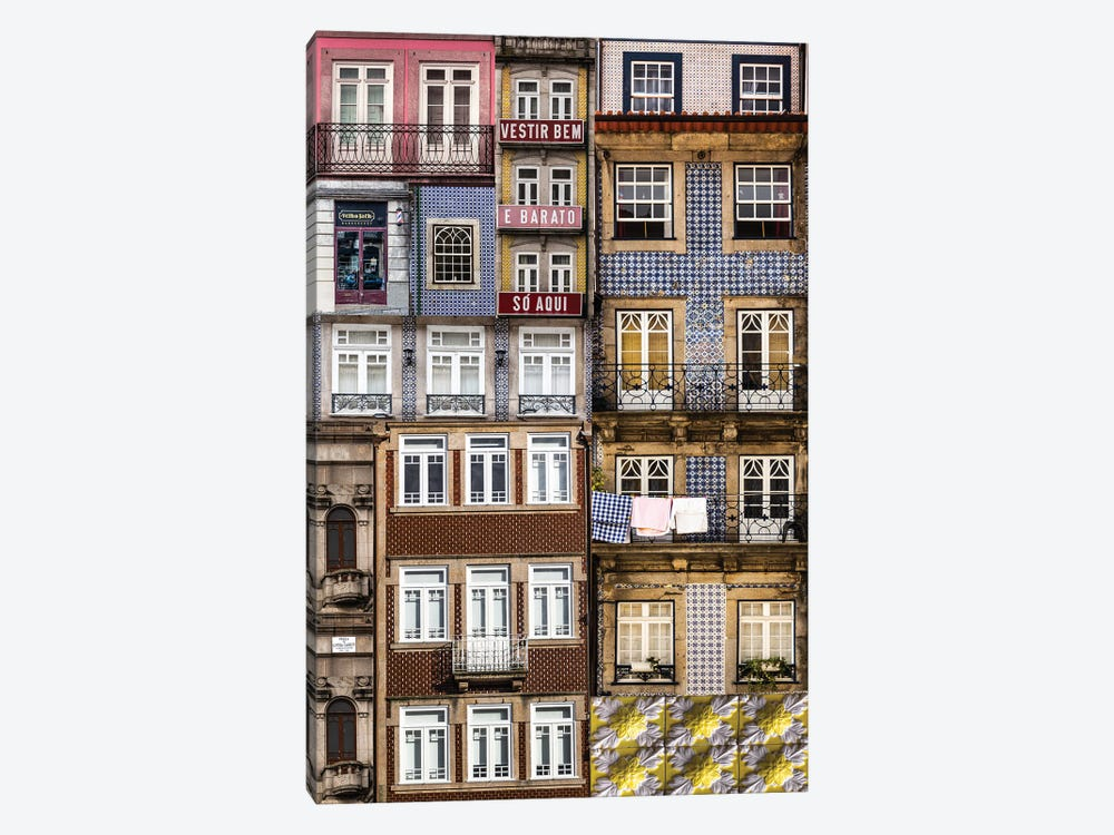 Porto Portugal II by Alexandre Venancio 1-piece Canvas Artwork