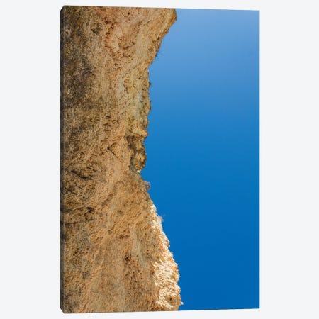 Portugal Rock Against Blue Sky I Canvas Print #VNC382} by Alexandre Venancio Canvas Print