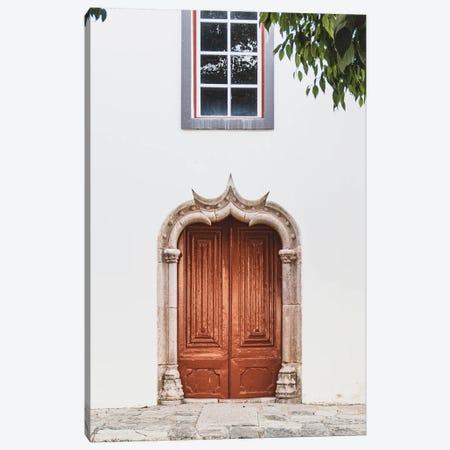 Portugal Door And Window I Canvas Print #VNC388} by Alexandre Venancio Canvas Print