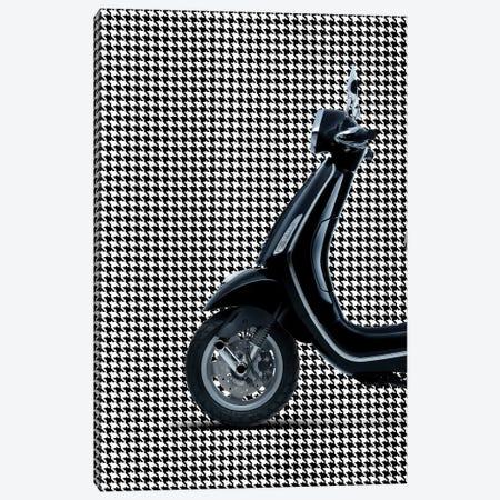 Vespa Chanel I Canvas Print #VNC38} by Alexandre Venancio Canvas Wall Art