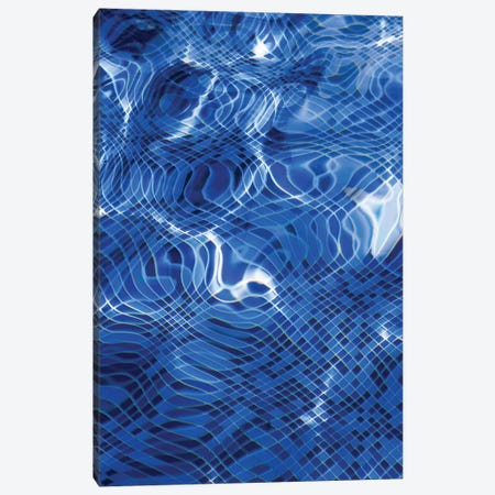 By The Pool I Canvas Print #VNC3} by Alexandre Venancio Canvas Print