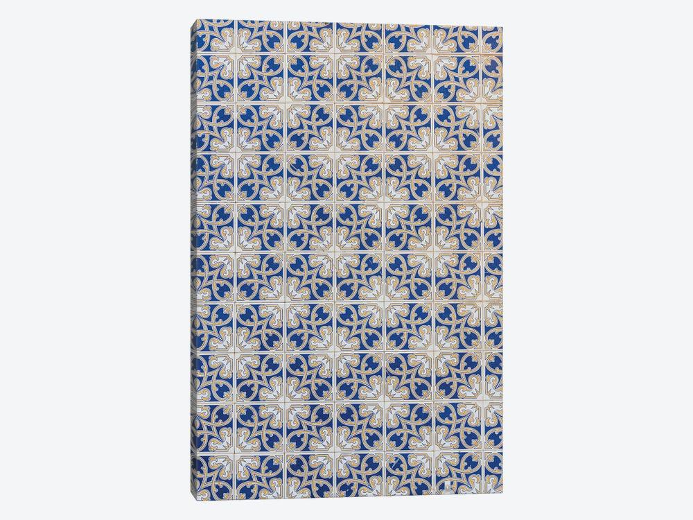 Blue And White Composition II by Alexandre Venancio 1-piece Canvas Art