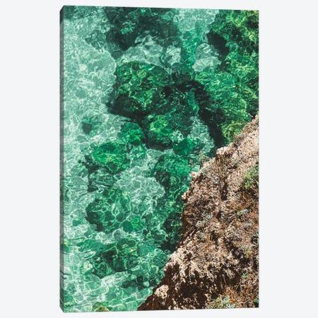The Green Sea II Canvas Print #VNC414} by Alexandre Venancio Canvas Art