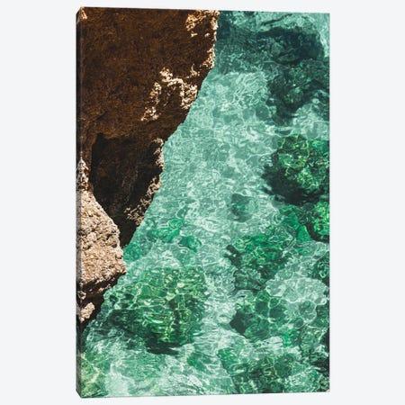 The Green Sea III Canvas Print #VNC415} by Alexandre Venancio Canvas Artwork