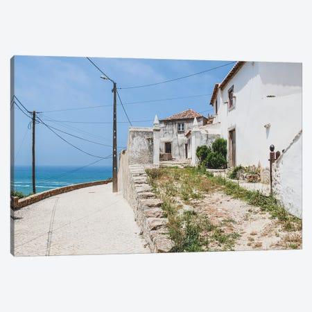 Portugal Azenhas Do Mar II Canvas Print #VNC431} by Alexandre Venancio Canvas Art Print