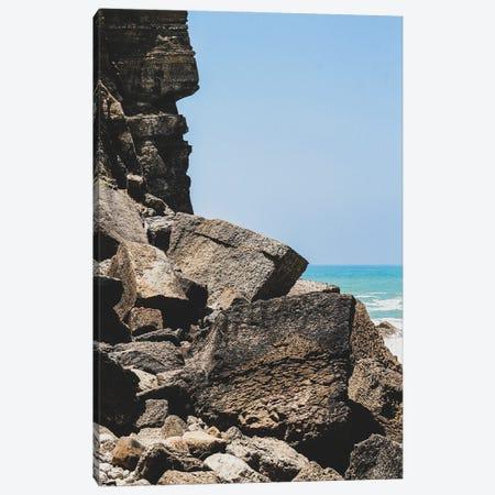 Portugal Azenhas Do Mar III Canvas Print #VNC432} by Alexandre Venancio Art Print