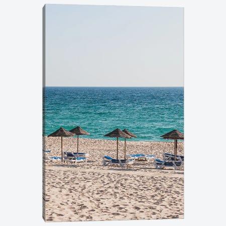 Portugal Comporta Beach II Canvas Print #VNC464} by Alexandre Venancio Art Print