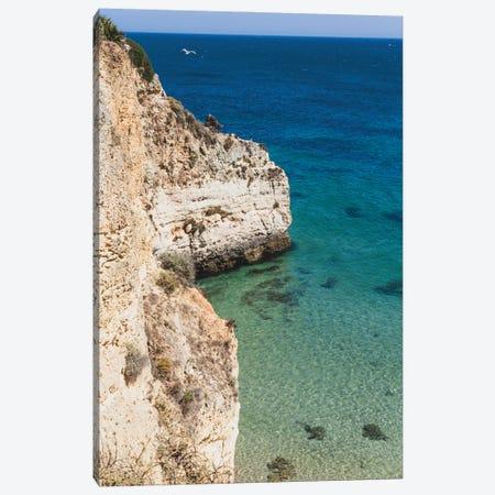 Portugal Remote Beach IV Canvas Print #VNC484} by Alexandre Venancio Canvas Print