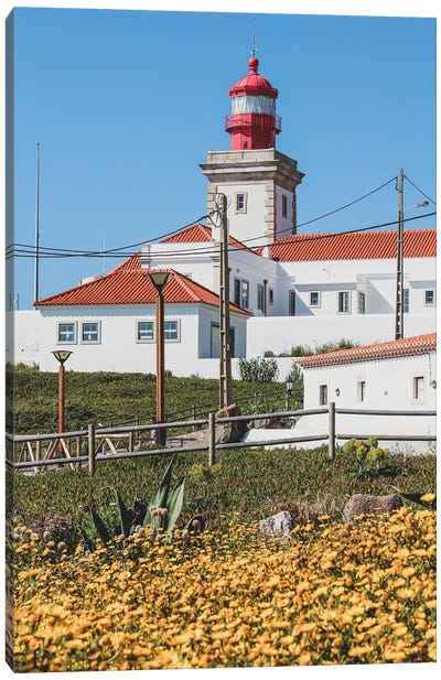 Portugal Lighthouse II Canvas Art Print