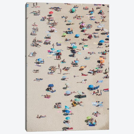 Portugal Nazaré Beach I Canvas Print #VNC497} by Alexandre Venancio Canvas Artwork