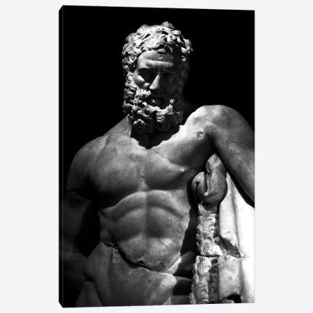 Roman Sculpture Canvas Print #VNC512} by Alexandre Venancio Canvas Artwork