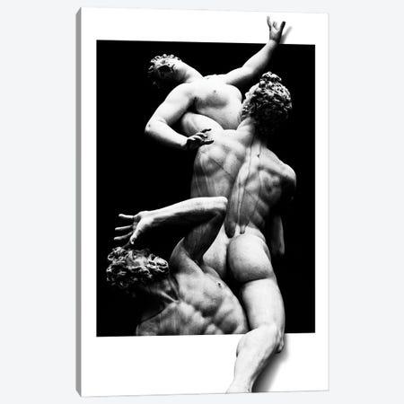 Bernini Sculpture In Roma Canvas Print #VNC513} by Alexandre Venancio Canvas Artwork
