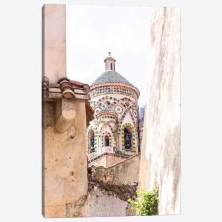 Amalfi Coast Arabic Building Canvas Print #VNC533} by Alexandre Venancio Canvas Art