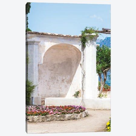 Amalfi Coast View, Italy II Canvas Print #VNC536} by Alexandre Venancio Canvas Print