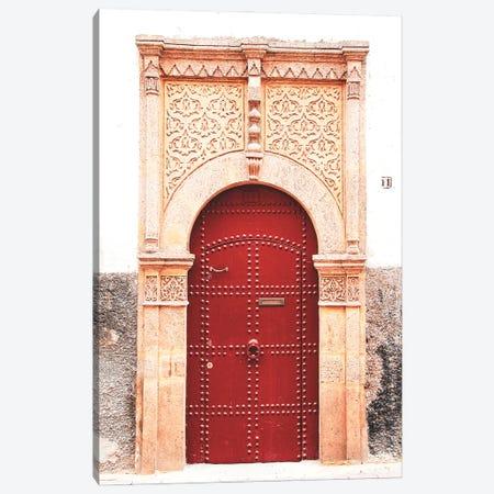Morocco - Door II Canvas Print #VNC539} by Alexandre Venancio Canvas Wall Art