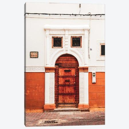 Morocco - Detail Door II Canvas Print #VNC543} by Alexandre Venancio Art Print
