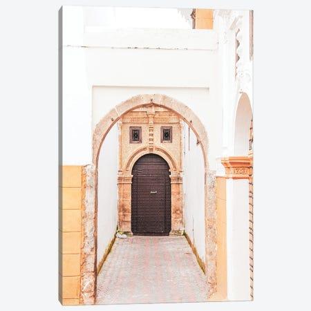 Morocco - Detail Door III Canvas Print #VNC544} by Alexandre Venancio Canvas Art