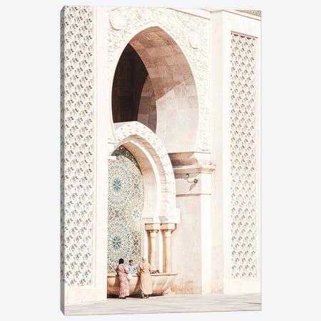 Morocco - Mosque Canvas Print #VNC545} by Alexandre Venancio Canvas Wall Art