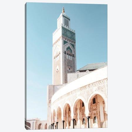 Morocco - Mosque III Canvas Print #VNC547} by Alexandre Venancio Canvas Art
