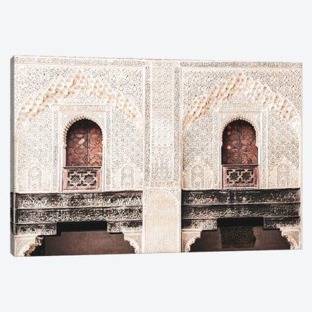 Morocco - Building Detail VI Canvas Print #VNC553} by Alexandre Venancio Canvas Art