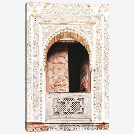 Morocco - Building Detail VII Canvas Print #VNC554} by Alexandre Venancio Canvas Print