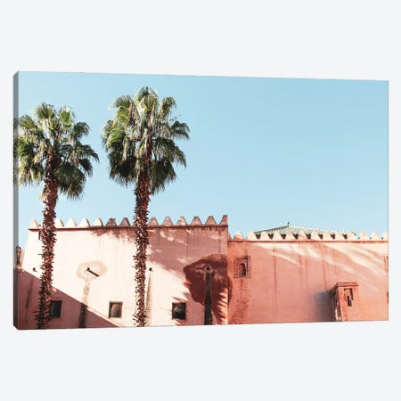 Morocco - Earth Tone Building Canvas Print #VNC556} by Alexandre Venancio Art Print